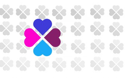 De kleuren in het logo van Kijk op Kleur