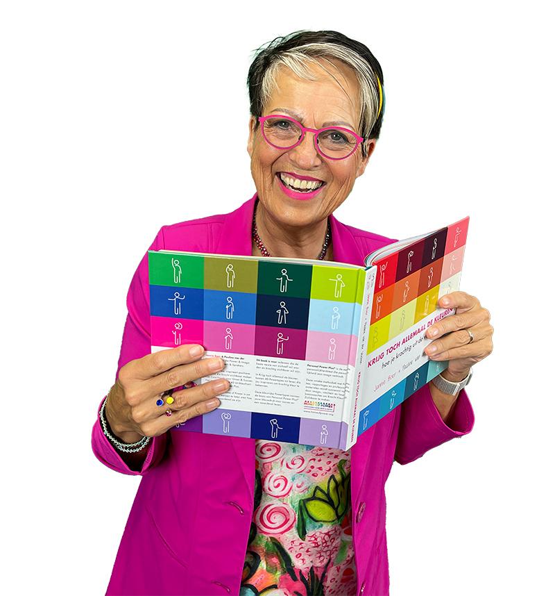 jannie boer krijg toch allemaal de kleuren